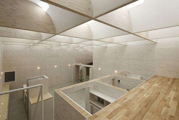House by Takeshi Hosaka Architects
