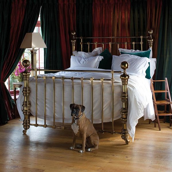 The Beauty Of Brass And Nickel Plate Beds