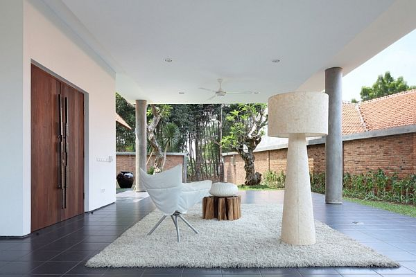 House in the south of Jakarta by TWS & Partners