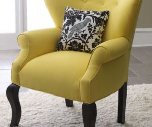 The Elise Chair From Haute House Good Ideas