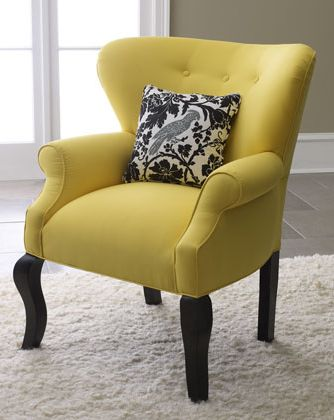 The Elise Chair From Haute House