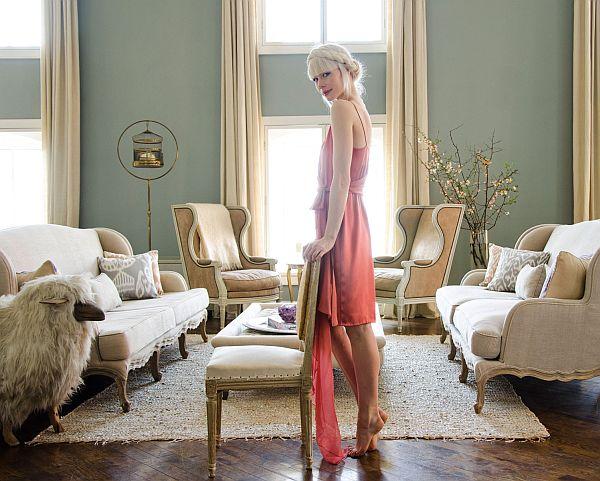 Erin Fetherstonu0027s New York Loft