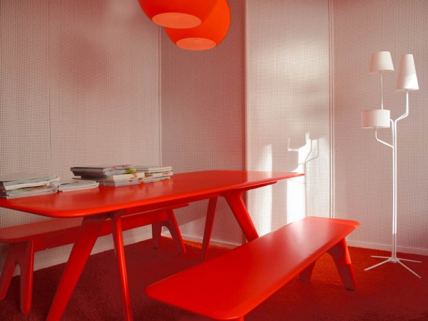 Fabricville Office by Electric Dreams
