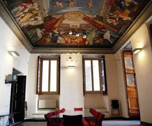 Historic 600 sq m apartment in Rome