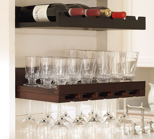 Space Saving Holman Shelves