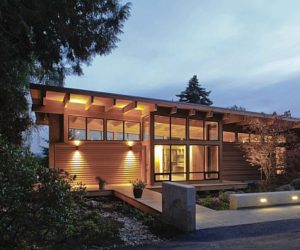 Simple Hotchkiss Residence by Scott | Edwards Architects