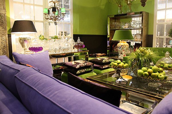 Autumn-winter interior decoration trends from Maison & Objet 2011