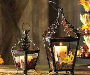 Wonderful Leaf Lantern