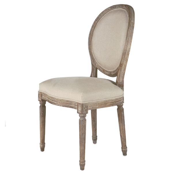 Classic louis xvi dining chair for Classic dining tables and chairs