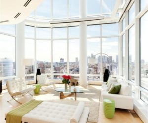 Luxurious Duplex Penthouse in the City That Never Sleeps