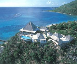 Luxury Katitche Point Guesthouse In The British Virgin Islands