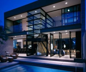 The Martinek Residence With Swimming Pool and Private Courtyard