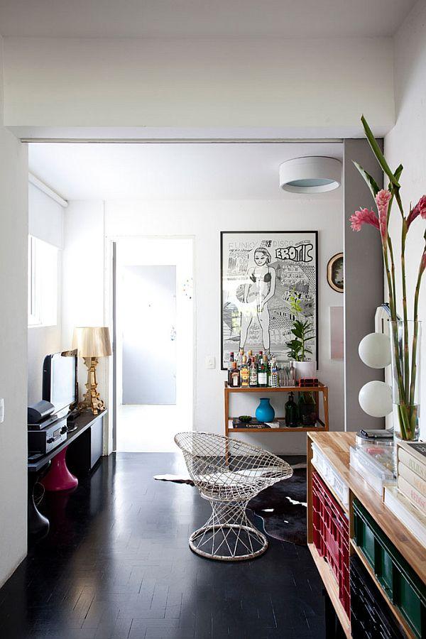 Mauricio Arruda's São Paulo Apartment