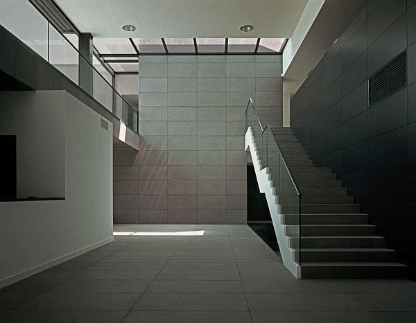 Impressive Melfi Headquarters by Medir Architetti