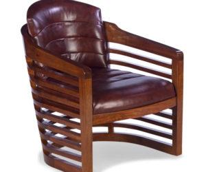 Mid-century Chrysler chair