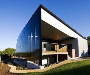 Contemporary retreat located on the Australian coastline