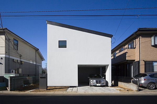 House In Tokyo By Upsetters Architects Images