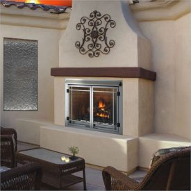 Napoleon 42 Inch Outdoor Gas Fireplace