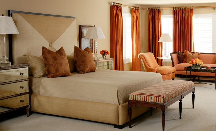 Autumn Colors Prints And Patterns That Look Great On Curtains