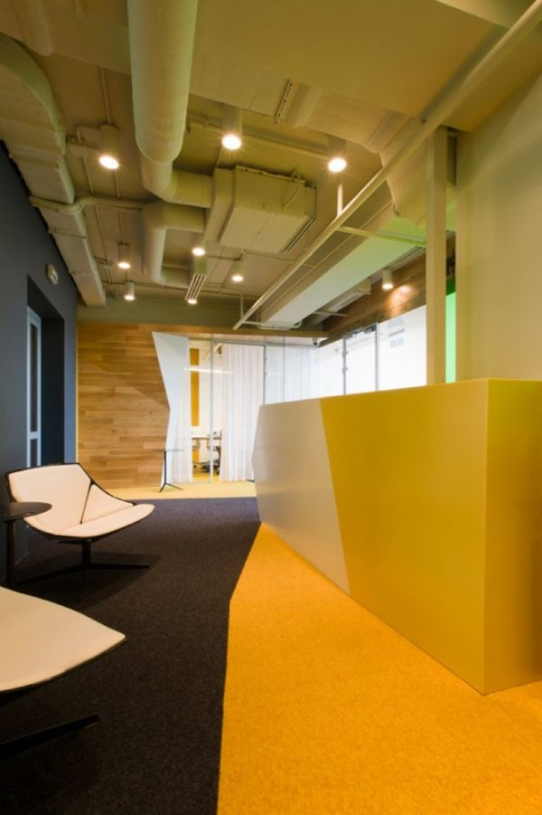 Original Office Design By Za Bor Architects