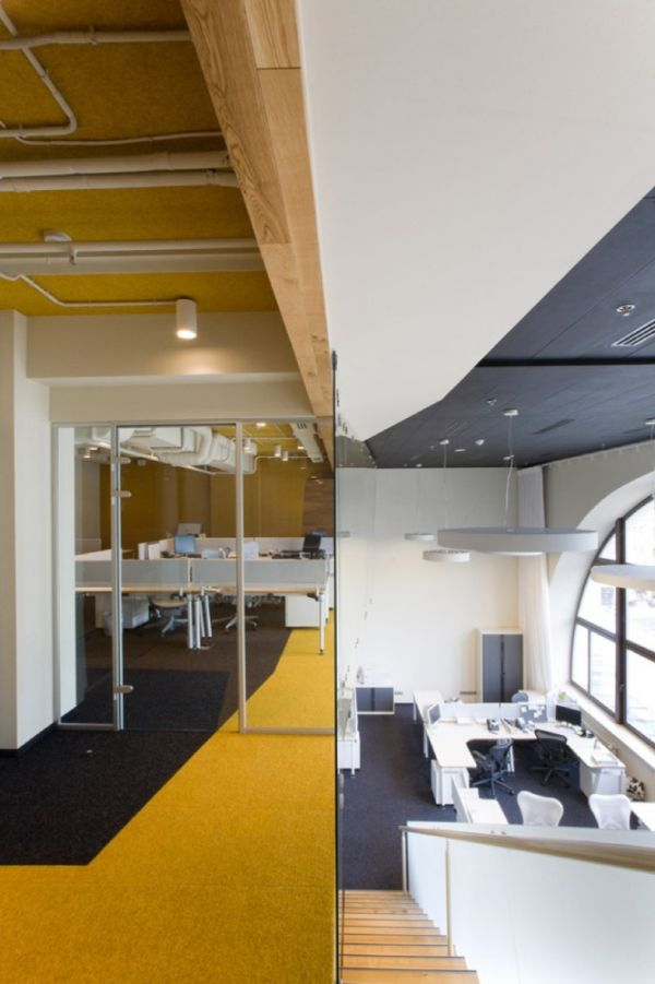 Good Original Office Design By Za Bor Architects Pictures