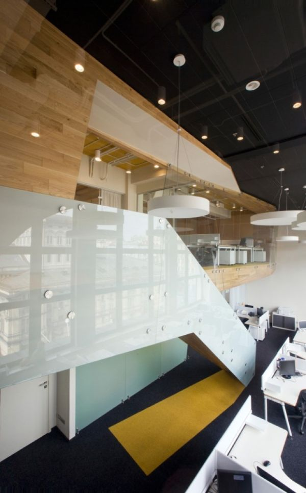 Original Office Design By Za Bor Architects Images