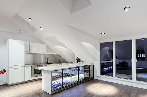 Unique Penthouse in Stockholm