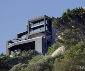 Sanctuary House in Cape Town by SAOTA