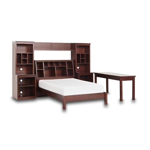 Stuff-Your-Stuff Classic Bed System