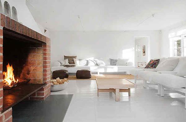 Simple Swedish Summer House