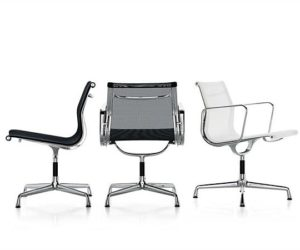 A Modern Chair by Charles & Ray Eames