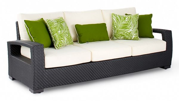 Tranquility Outdoor Sofa By Andrew Richards