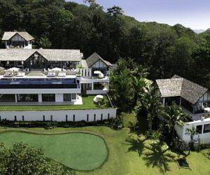Glamour Villa Chan Grajang on the west coast of Phuket