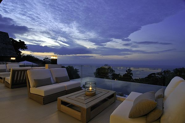 Glamour Villa Chan Grajang on the west coast of Phuket
