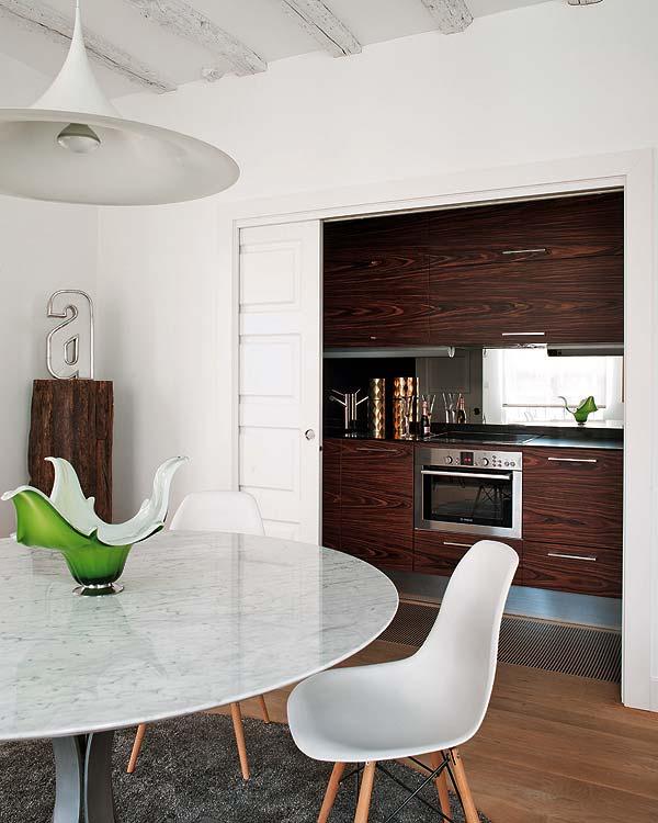 Renovated apartment in Bilbao