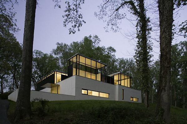 Residence by David Jameson Architect