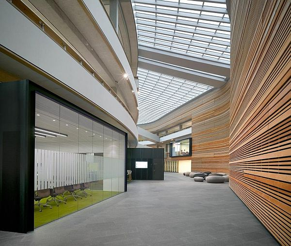 Dynamic BP Office in Rotterdam