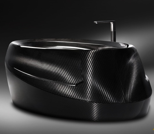 carbon fiber bathtub