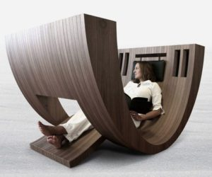 Kosha- an Interesting Reading Space Design by Claudio D'amore