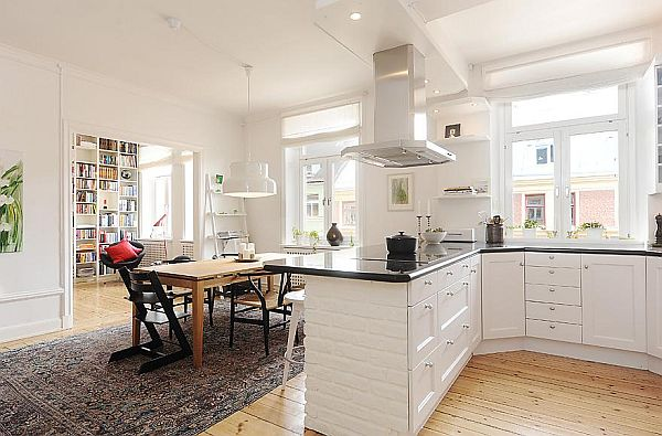 Beautifully Renovated Apartment In Stockholm