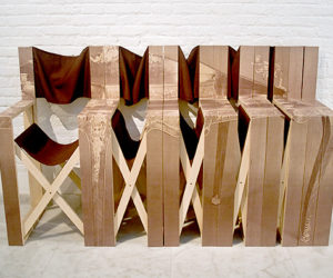 Nice Cóm-oda Folding Chairs by Mr. Simon