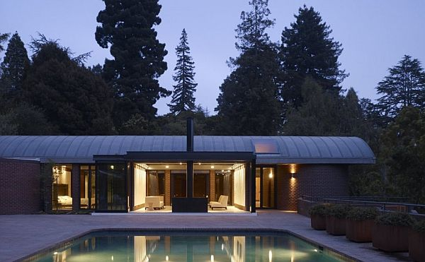 Concrete House by Ogrydziak/Prillinger Architects