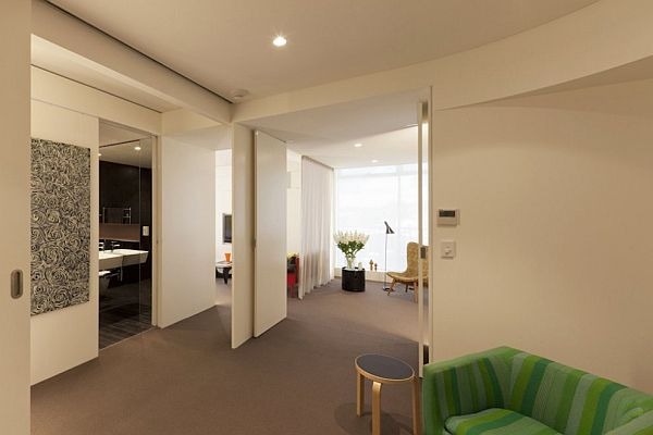Penthouse by Christopher Polly Architect