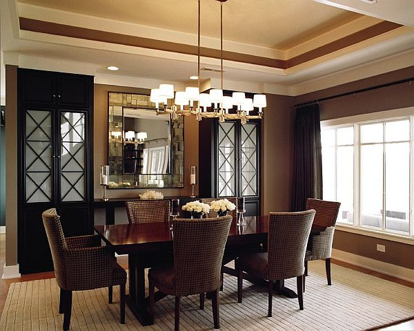 The Beauty Of Dining Tables And Lamps Great Ideas