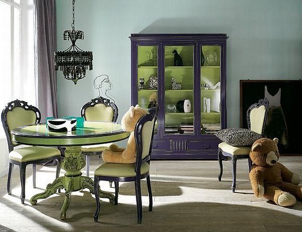 Dining Room by Nella Vetrina