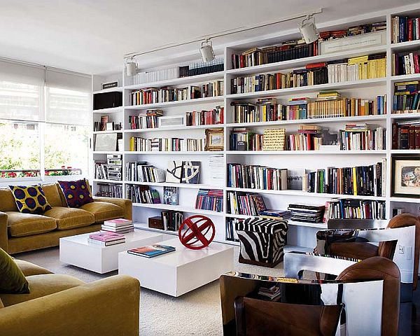 Renovated duplex in Madrid