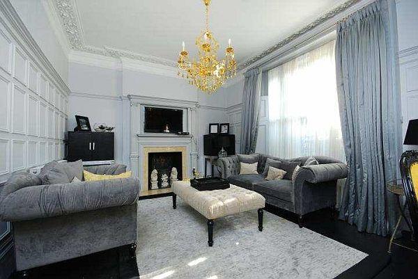 three-bedroom flat in London