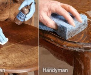 How You Should Restore Antique Furniture
