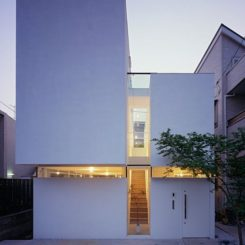 The Private GAP Residence By Tetsushi Tominaga Architect U0026 Associates
