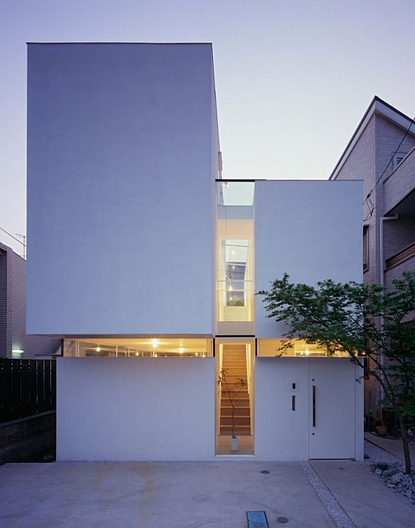 The Private GAP Residence By Tetsushi Tominaga Architect U0026 Associates Pictures